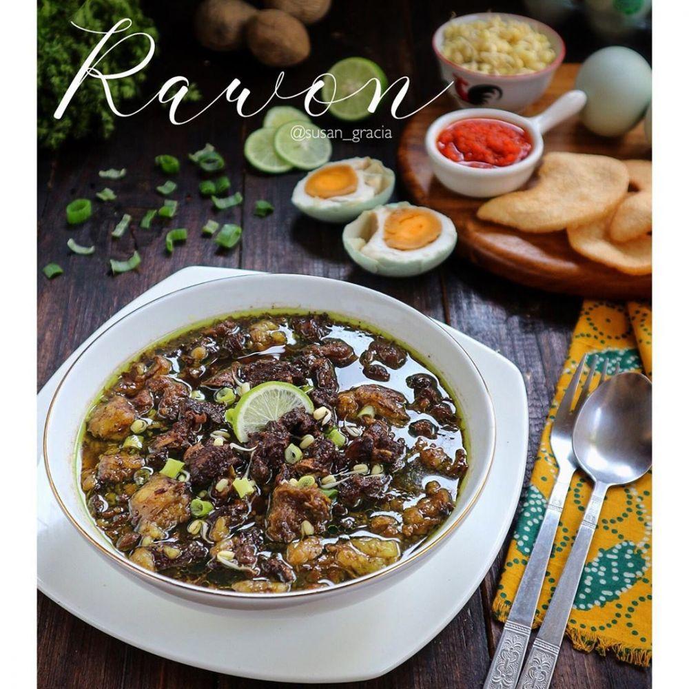 Resep masakan Jawa tradisional Instagram