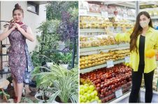 10 Potret terbaru Vicky Shu usai diet, berat badan turun 25 kg