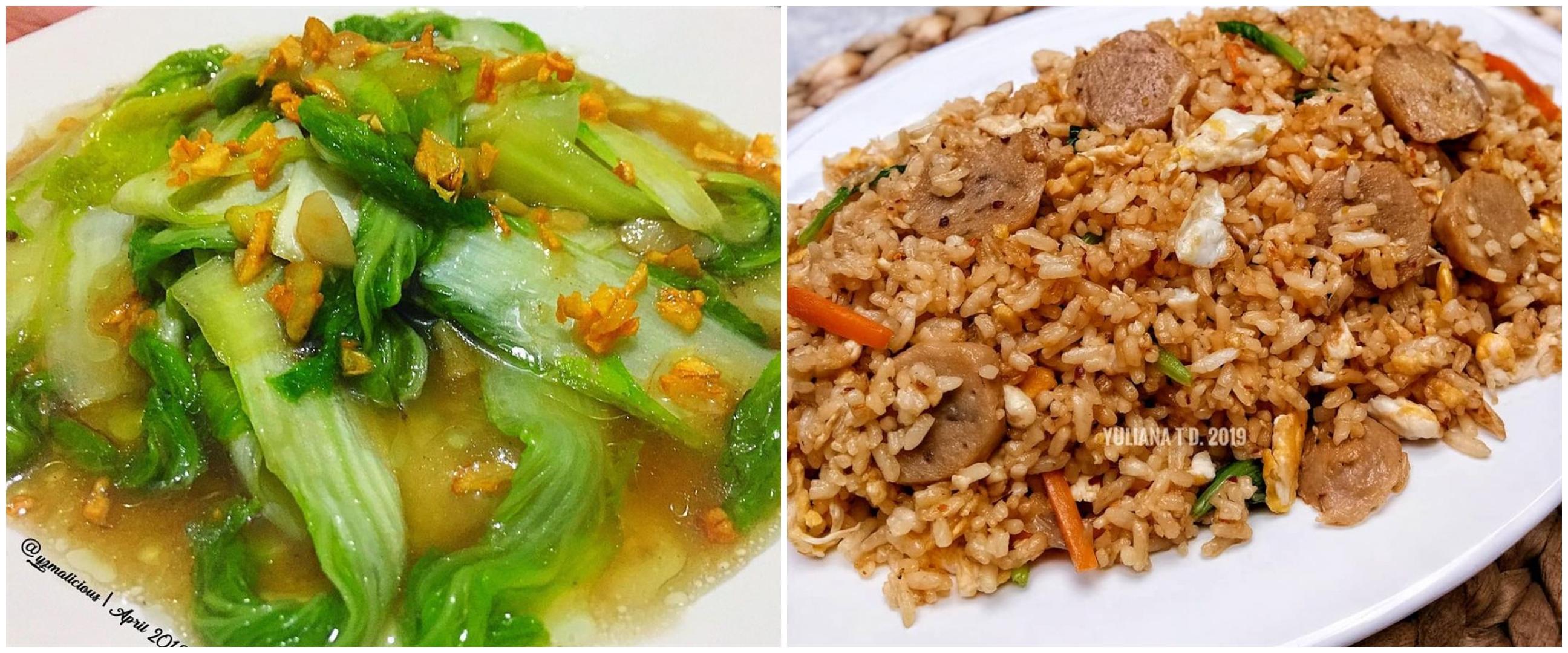 15 Resep menu sahur pertama di rumah, simpel dan nggak bikin repot