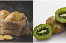 Tak perlu dibuang, kulit 10 buah dan sayuran ini kaya nutrisi