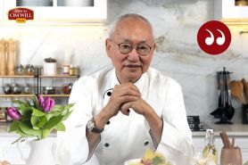 Begini cara William Wongso perkenalkan budaya kuliner pada anak muda