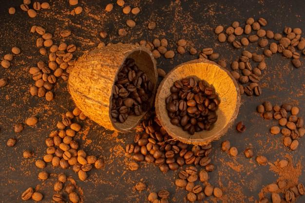 Buah yang cocok dijadikan perisa kopi © freepik.com