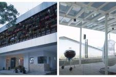 12 Potret kantor mewah Gilang Juragan 99, view dari rooftop ciamik