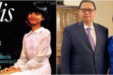 8 Pesona Yanti Isfandiary, dulu model era 80-an kini istri menteri