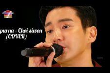 Aksi keren 6 artis Korea cover lagu Indonesia, Siwon nyanyi 'Sempurna'
