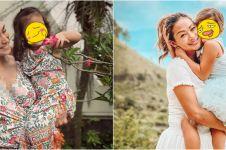 Tinggal di Bali, ini gaya fashion 10 seleb cantik saat momong anak