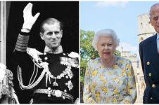 10 Potret kenangan manis Pangeran Philip dan Ratu Elizabeth II