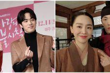 Potret romantis Kim Jung-hyun dan pasangan dalam 8 drama Korea