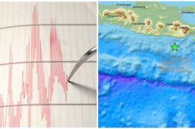 Gempa berkekuatan magnitudo 6,7 guncang Malang