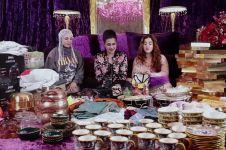 13 Barang belanjaan 'ala Sultan' Ibu Tasya Farasya, ada gigi berlian