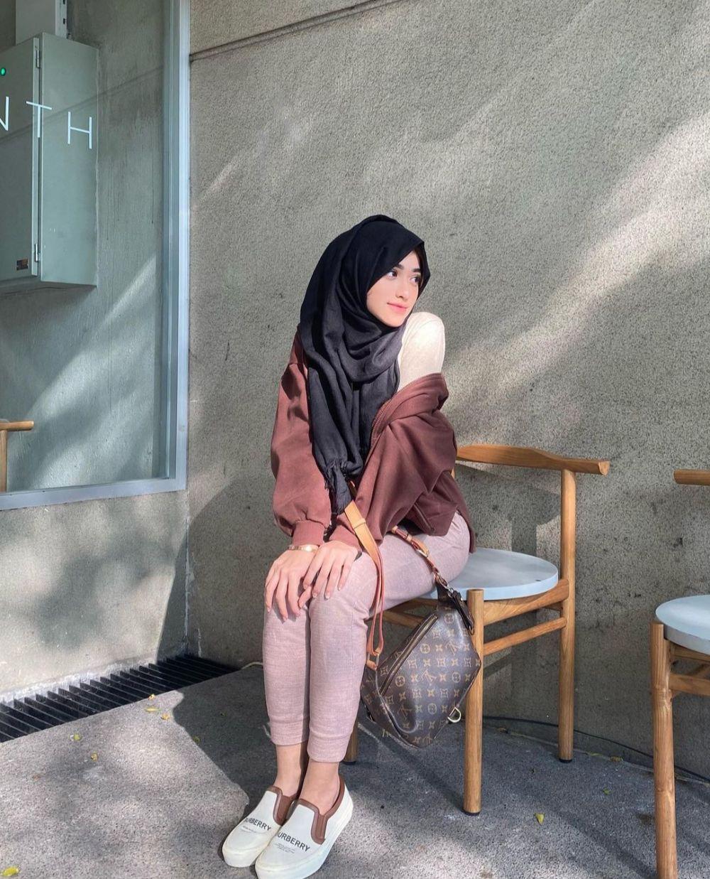 gaya hijab seleb ramadanlook © 2021 brilio.net