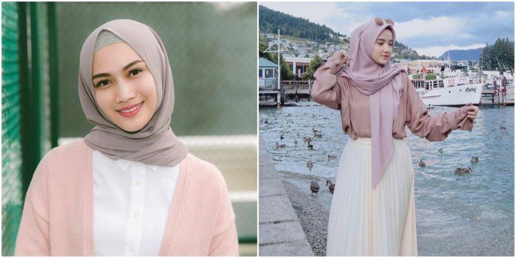8 Gaya hijab seleb yang bisa jadi inspirasi tampilan Ramadan 2021
