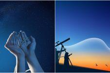 Doa saat melihat hilal bulan Ramadan, Arab, latin dan terjemahannya