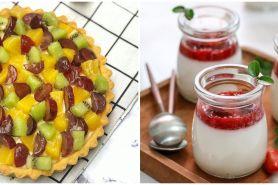 12 Resep camilan buka puasa berbahan buah, antibosan
