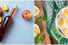 8 Manfaat cuka apel untuk makanan & minuman, bisa untuk marinasi