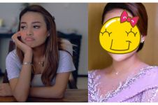Potret 10 seleb usai dimakeup Marlene Hariman, Aurel kian memesona