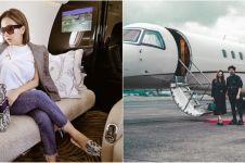 Momen 7 seleb liburan dengan jet pribadi, terbaru Atta Halilintar