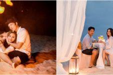 Pengantin baru, momen 10 pasangan seleb honeymoon ini bikin baper