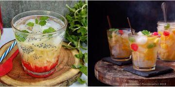 10 Resep minuman berbuka berbahan nata de coco, segar, & mudah dibuat