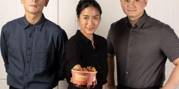 3 juri Master Chef Indonesia racik sajian eksploratif CollaBOWLation