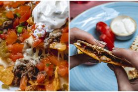 7 Makanan ini dihidangkan menggunakan tortilla, ada favoritmu?