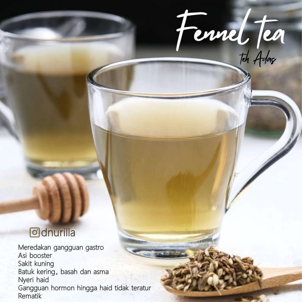 Resep minuman hangat untuk berbuka © berbagai sumber