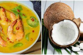 7 Bahan pengganti santan agar terhindar dari kolesterol