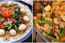 15 Resep masakan tumis buat sahur, cepat dan praktis