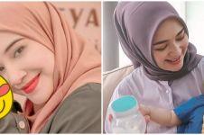 15 Seleb ini jalani puasa Ramadan pertama sebagai ibu, penuh haru