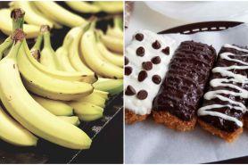 10 Resep camilan berbuka puasa dari olahan pisang, enak & mudah dibuat
