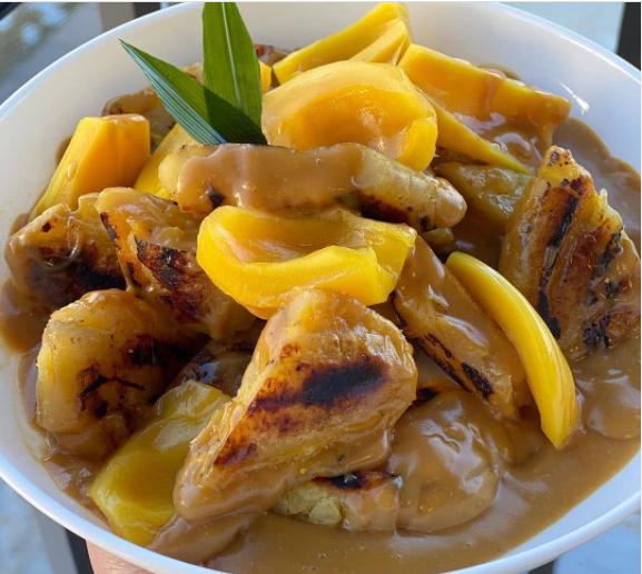 resep camilan berbuka puasa dari olahan pisang © 2021 brilio.net