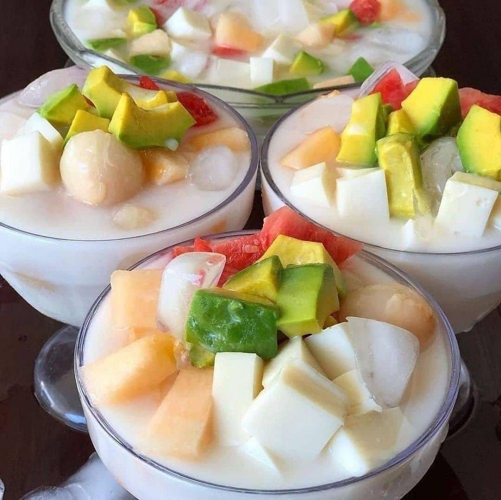 15 Resep minuman es buah © 2021 brilio.net