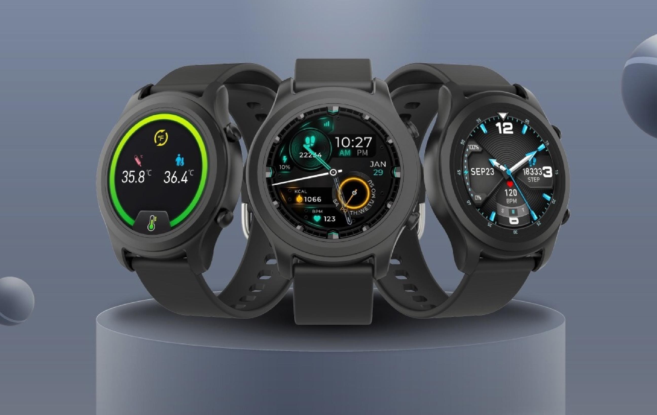 OASE siap luncurkan smartwatch anyar, monitor suhu tubuh sekali swipe