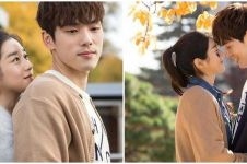 10 Potret kebersamaan Seo Ye-ji dan Kim Jung-hyun, curi perhatian