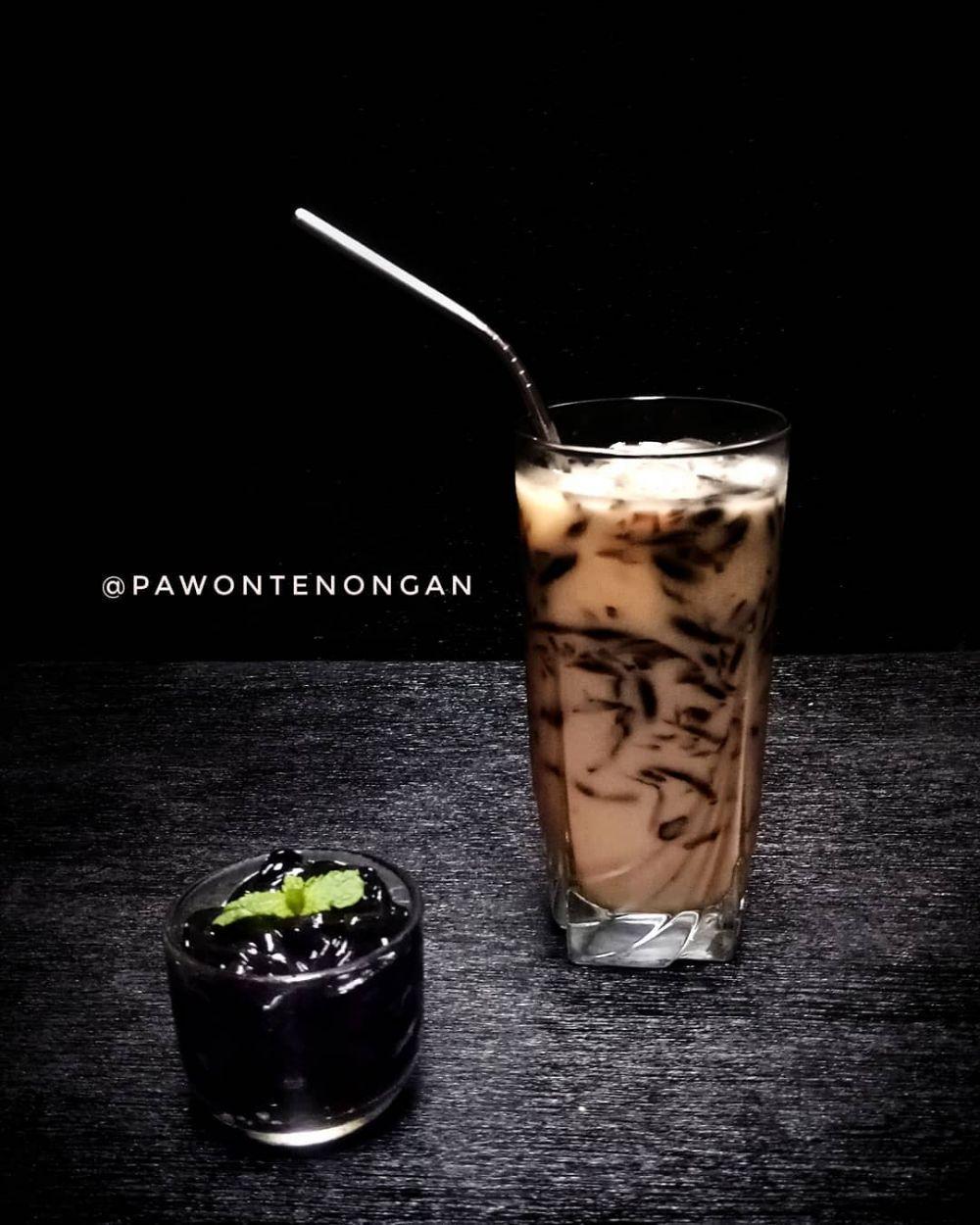 Resep minuman berbuka puasa bahan cincau Instagram