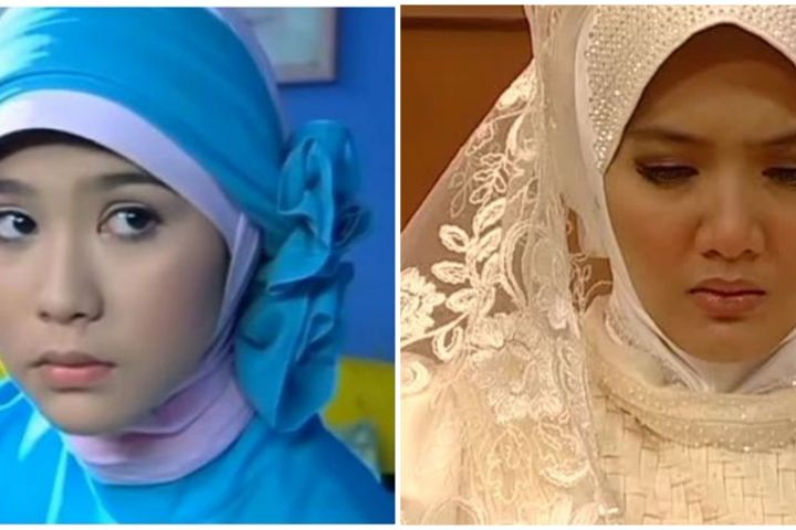 Potret dulu dan kini 11 aktris sinetron religi, gaya hijabnya ikonik