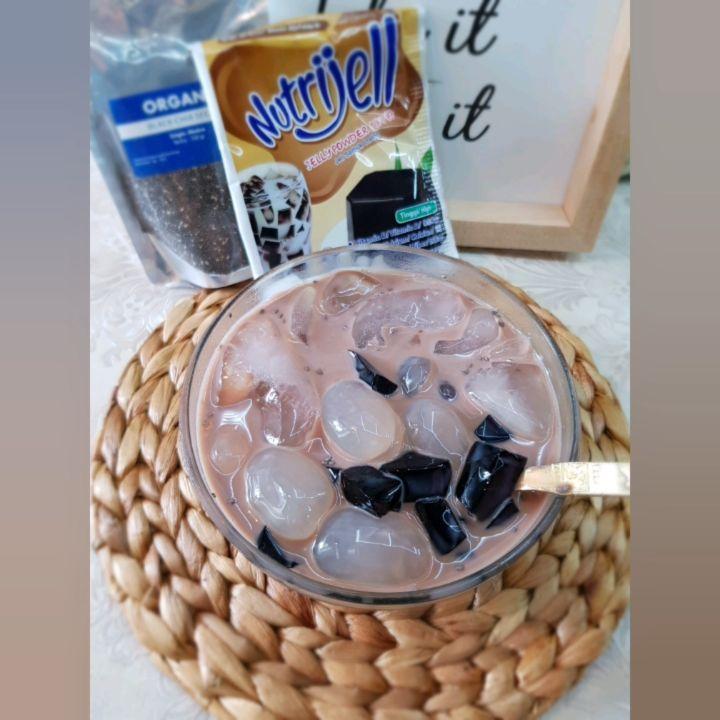 Resep minuman es kolang kaling © 2021 brilio.net