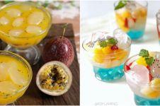 10 Resep minuman es kolang-kaling untuk berbuka puasa, segar dan enak