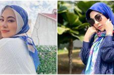 Mantap berhijab, ini 10 potret terbaru penyanyi Liza Aditya
