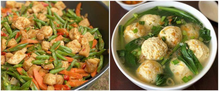 15 Resep masakan sahur berbahan tahu, nikmat dan mudah dibuat