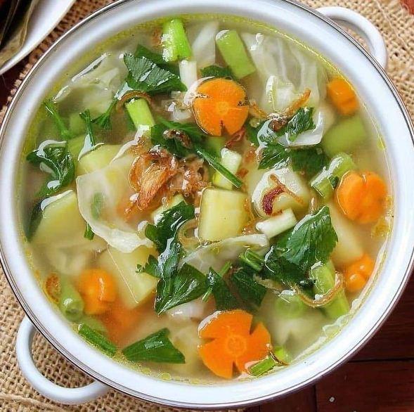 Resep menu sahur berbahan sayuran © berbagai sumber
