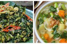 12 Resep menu sahur berbahan sayuran, sehat dan mudah dibuat