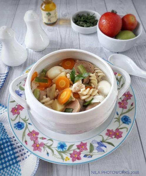Resep masakan buka puasa paling sederhana © berbagai sumber