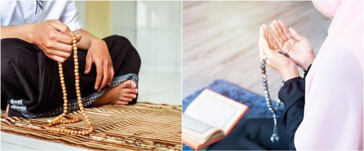 Keutamaan berdzikir di bulan Ramadhan serta amalannya, tenangkan hati