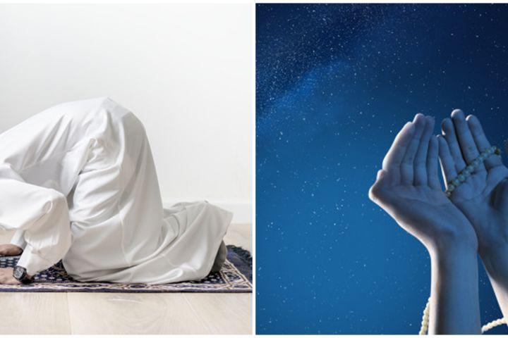 Keutamaan sholat tahajud selama bulan Ramadhan, lengkap dengan doanya