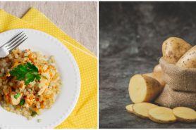 10 Makanan pengganti nasi buat sahur, sehat & mengenyangkan