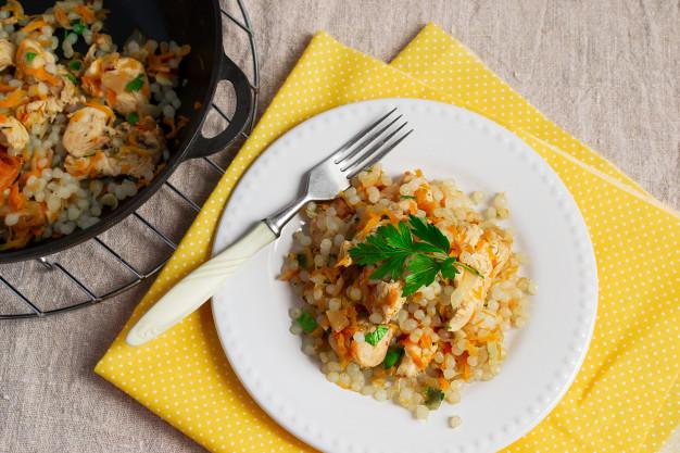 Bahan makanan pengganti nasi buat sahur © berbagai sumber
