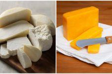 9 Keju ini dipercaya paling sehat, rendah kalori dan lemak