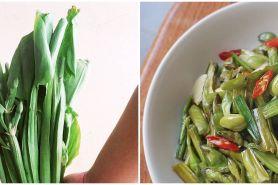 10 Manfaat sayur genjer untuk kesehatan, bisa atasi anemia