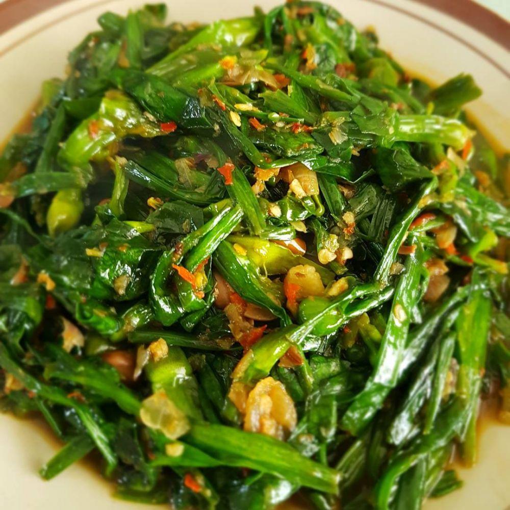 Manfaat sayur genjer untuk kesehatan © berbagai sumber